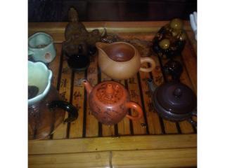 Чайник чая делает любой вечер волшебным.