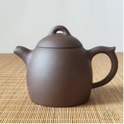 Чайник из исинской глины Циньская Гиря 200 мл