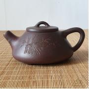 Исинский Чайник Ши Пяо Дровяной Обжиг Яо Бянь 260 мл